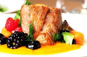 Ochutnejte jaro: 8chodové degustační menu pro dva