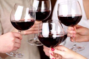 Otevřený voucher do vinárny na Grohově ulici