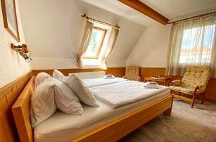 Vysočina: Pobyt v centru Třebíče u památek UNESCO v Hotelu Solaster *** s polopenzí a kávou s dezertem