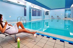 Bílé Karpaty: polopenze, bazény i procedury