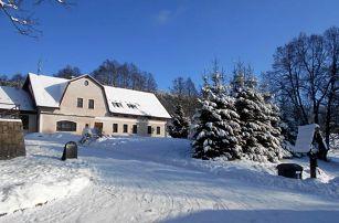 Silvestr v Krkonoších v Hotelu Vápenka u Pece pod Sněžkou. 5 nocí plných lyžování, wellness a oslav.