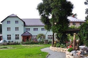 Moravský kras pro pár i rodinu s jídlem i vstupy
