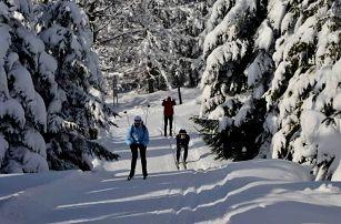 Pobyt v Jizerských horách pro běžkaře