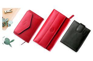 Dámské a pánské peněženky z pravé kůže: na výběr několik variant
