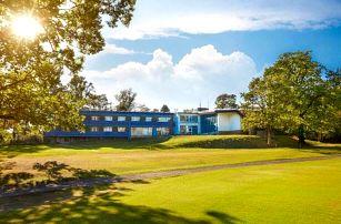 Pobyt u Ostravy: Hotel Golf Šilheřovice *** se slevou na golf, vstupem do fitness a snídaněmi + dítě zdarma