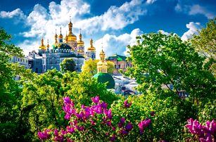 Velký okruh Ukrajinou s návštěvou Černobylu