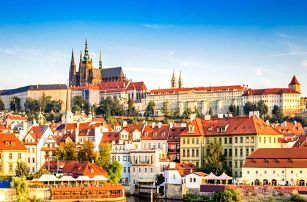 Hotel Golden Golem v Praze se snídaní a poukazem na večeři