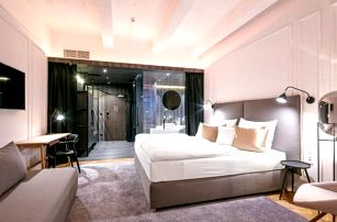 Luxusní pobyt přímo v centru Prahy v Pytloun Boutique Hotelu Prague **** s tapas, welcome drinkem a snídaněmi