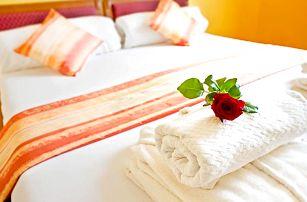 Romantický wellness pobyt Kolštejn
