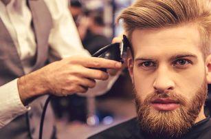 Barber péče pro pány: střih i úprava vousů