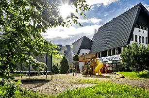 Léto a podzim v Harrachově: polopenze a relax