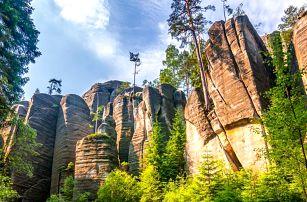 Dovolená v Adršpachu: polopenze i wellness