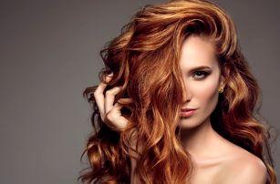 Střih i ošetření Olaplex pro všechny délky vlasů