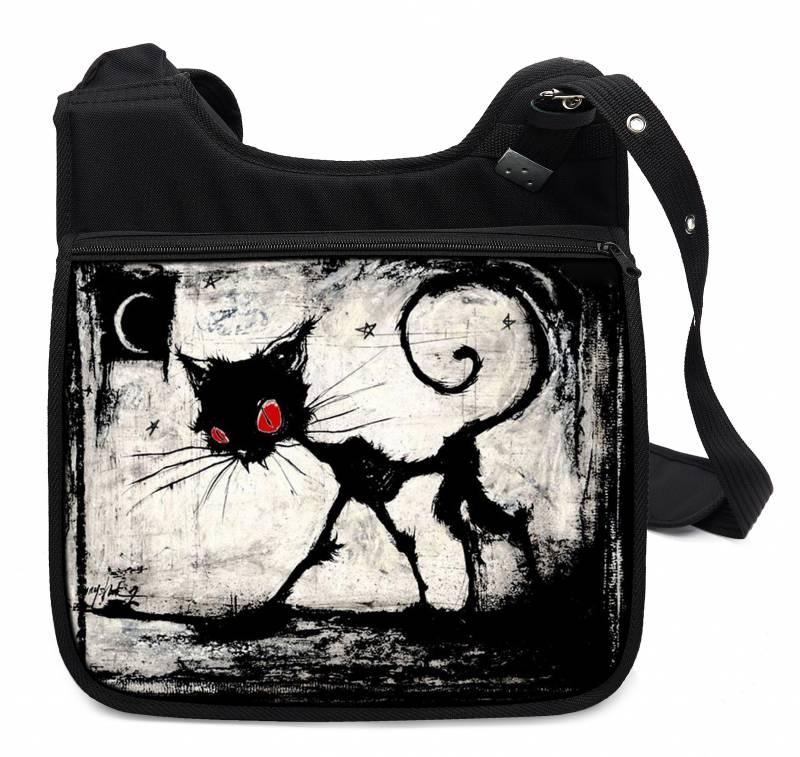 Taška přes rameno kočky 05  da706a5abf