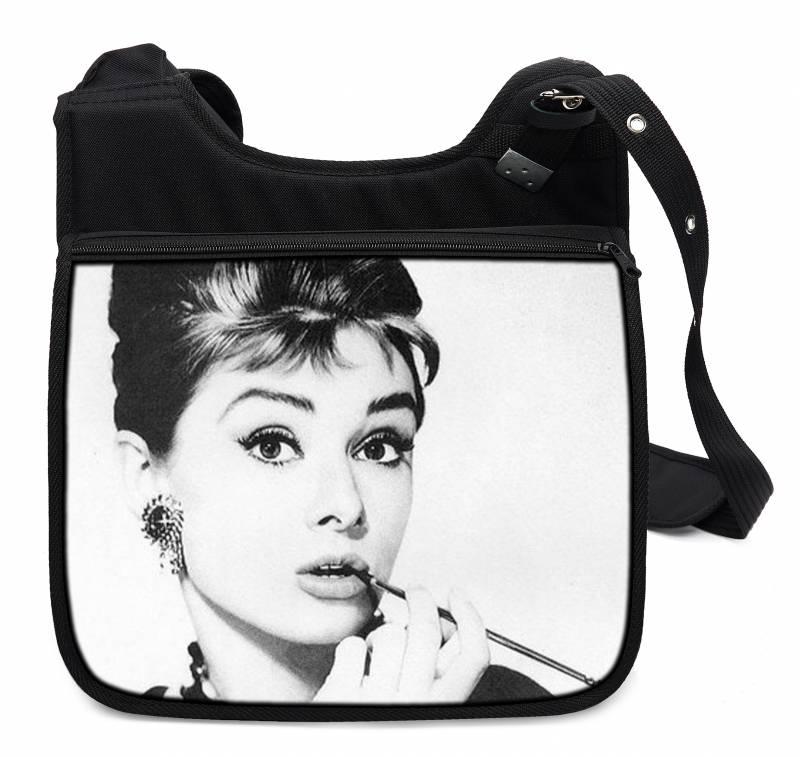 Taška přes rameno Audrey Hepburn  9f3c8f9c09