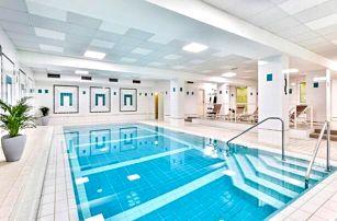 Mariánské Lázně: Parkhotel Golf **** s vyhřívaným bazénem, masáží, vonnou koupelí a polopenzí