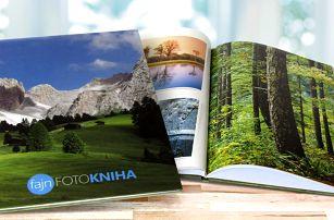 Fotokniha A4 na křídovém papíře: 32 až 88 stran