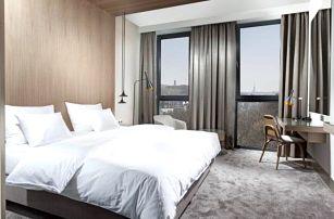 Praha luxusně u centra v Hotelu Golf Praha **** s welcome drinkem, fitness a slevou na procedury + snídaně