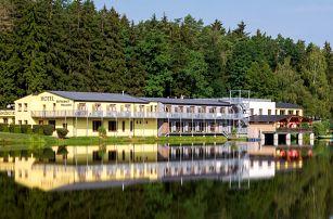 Wellness pobyt v jižních Čechách u Knížecího rybníka