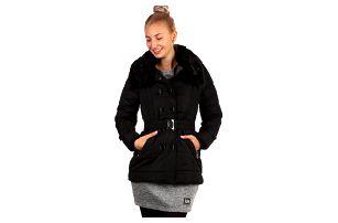 Dámská zimní bunda - i pro plnoštíhlé