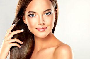 Úprava obočí, barvení řas nebo kosmetika