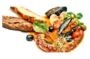 Středomořské hody: dárkový voucher do restaurace