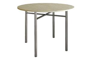 Stůl STRAKOŠ Olek bis s kovovou konstrukcí