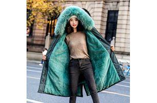 Dámský zimní kabát Bellona