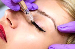 Permanentní make-up: oční linky, obočí a rty