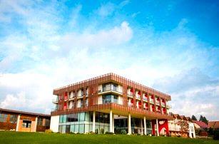 Východní Čechy: Parádní pobyt v K-Triumf Resortu **** s bazénem, vstupem do wellness a fitness + polopenze