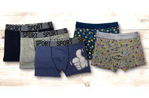Pánské bavlněné boxerky s veselými vzory