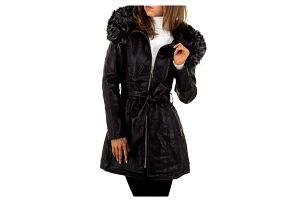 Dámský módní kabát