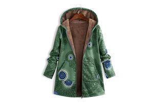 Kabátová mikina Podzimea