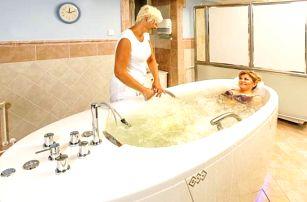 Karlovy Vary se státním voucherem do lázní: Hotel Mignon **** s polopenzí a 10 léčebnými procedurami