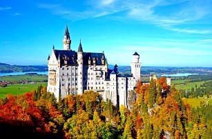 Pohádkové zámky Bavorska | 1 noc se snídaní | 2denní poznávací zájezd do Německa