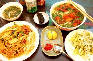 Vietnamské speciality s drinkem pro 1 nebo 2 osoby