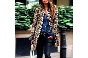 Dámský lehký kabát Liara
