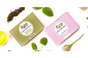 Ručně vyráběná přírodní mýdla s rostlinnými oleji