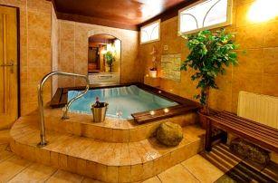 Krkonoše: Špindlerův Mlýn v Alpském Hotelu ***+ s neomezeným wellness, masáží, polopenzí a dalšími výhodami