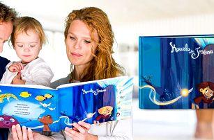 Kouzlo mého jména: osobní knížka pro děti do 8 let