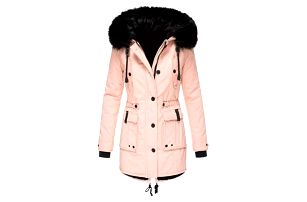 Dámská bunda s kapucí Kessy