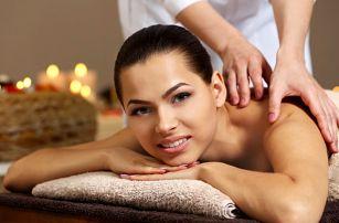 Dárkový poukaz na masáže dle výběru