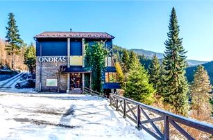 Pobyt na úpatí Lysé hory v Hotelu Ondráš z Beskyd *** s půjčením sportovního vybavení, kulečníkem + polopenze