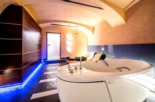 Vysočina u Telče: Léčebný či relaxační pobyt v Hotelu Wellness Harmony **** se 4 procedurami a snídaněmi