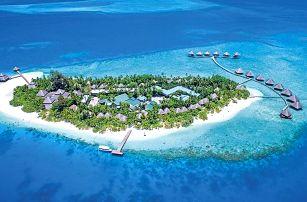 Maledivy letecky na 7-16 dnů, all inclusive