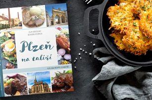 Kniha pivních receptů: Plzeň na talíři