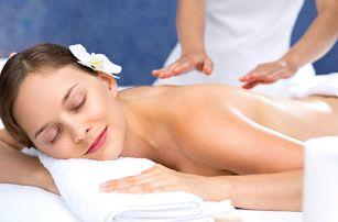 Celková masáž od masérky z chráněné dílny