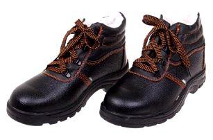 Pracovní boty kožené H vel. 45