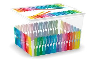 C Box Colours Arty CUBE, 27l