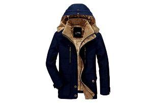 Pánská zimní bunda Tem